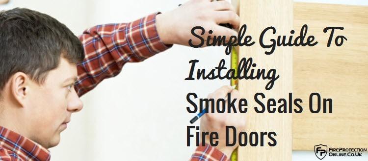 install smoke seals