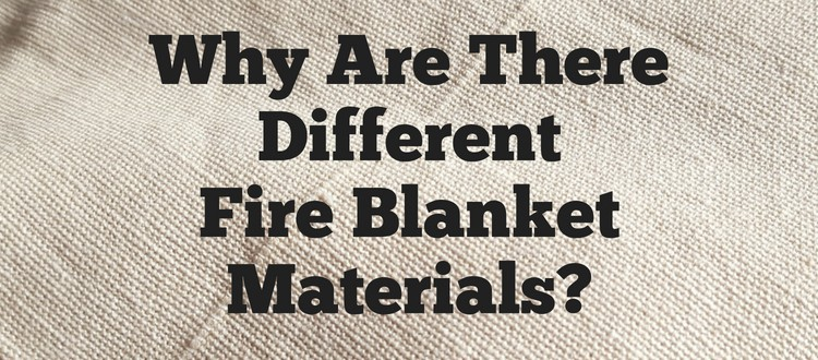 fire blanket material