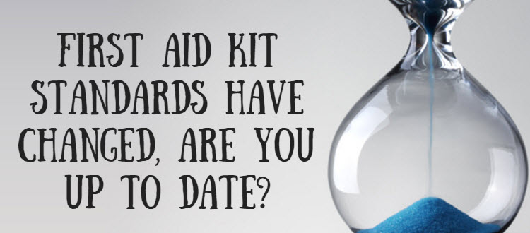 first aid kit standards