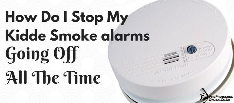 Carbon Monoxide Alarm Going Off