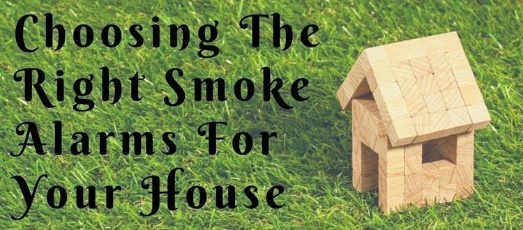 Smoke Alarms For Home