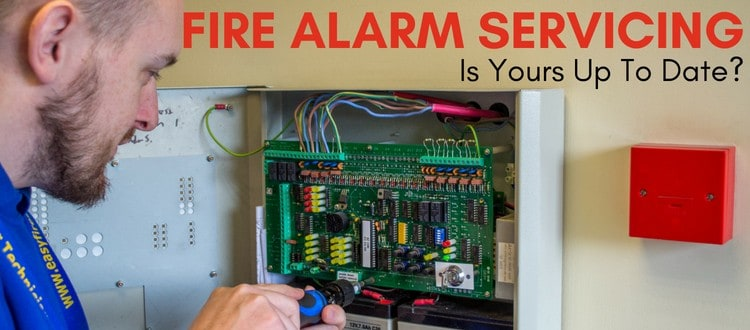 Fire Alarm Servicing