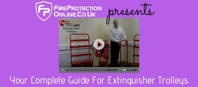 Your Complete Guide For Extinguisher Trolleys
