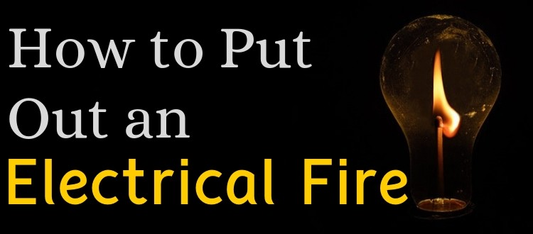 How to Put Out an Electrical Fire