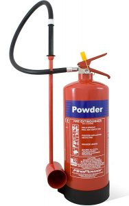 L2 Powder Fire Extinguisher