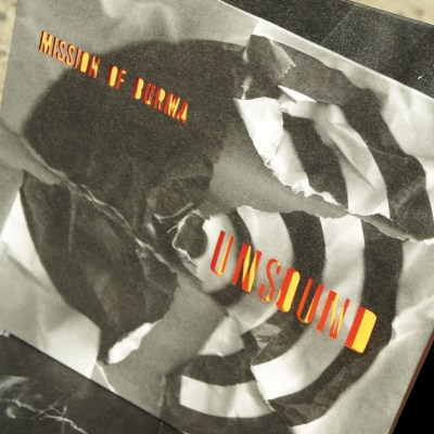 Mission Of Burma - Unsound - CD