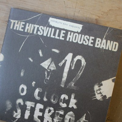 Wreckless Eric - Hitsville House Band - CD