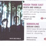 London In Stereo - Recommended Gigs
