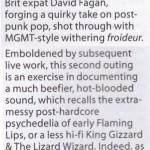 MOJO - Album Review