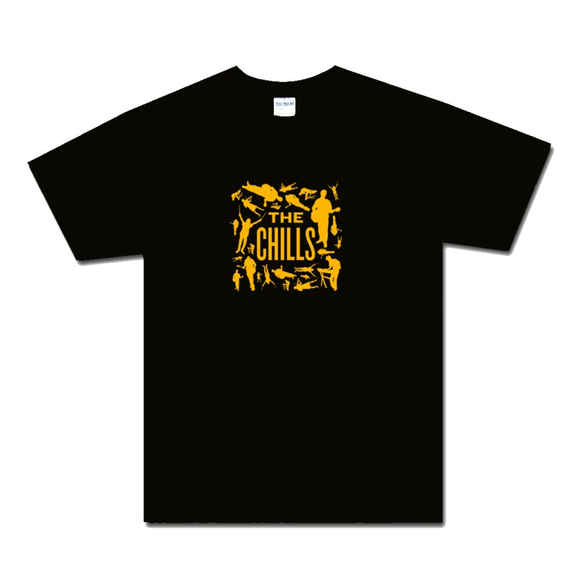 The Chills - Molten Gold tee
