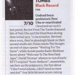 Uncut - Black Record - album review