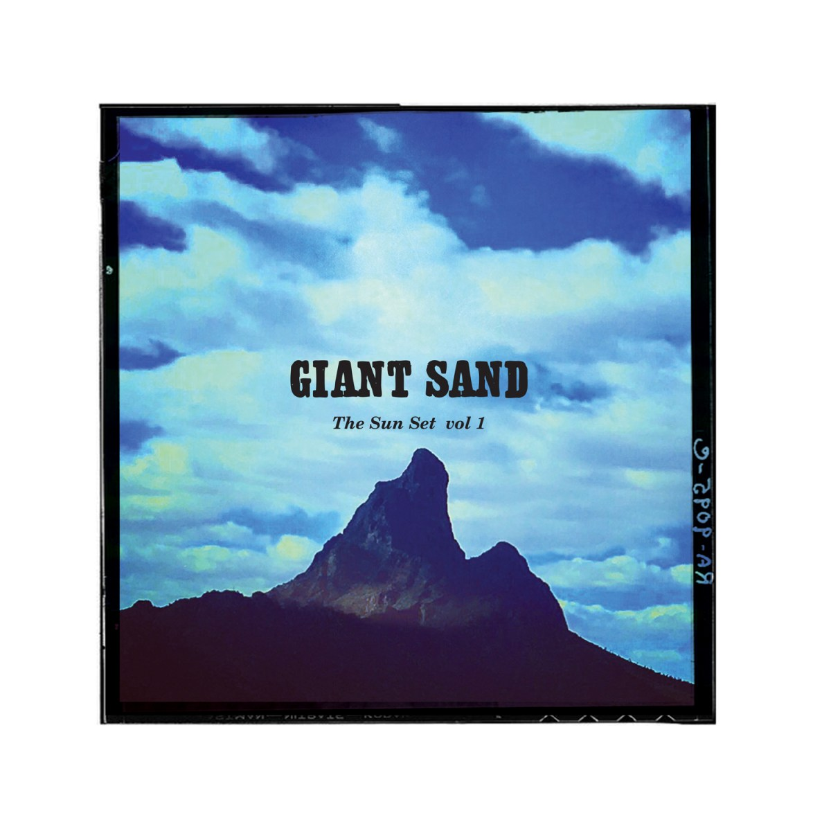 Giant Sand The Sun Set Vol 1 Lp Box Set Fire Records