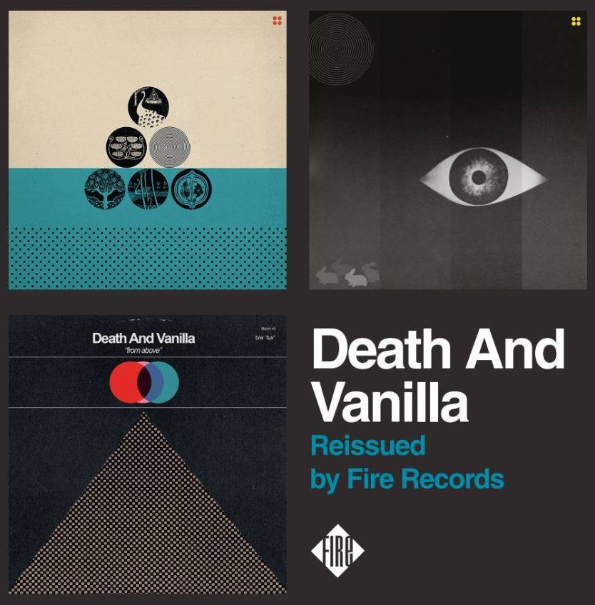 death and vanilla reissues square