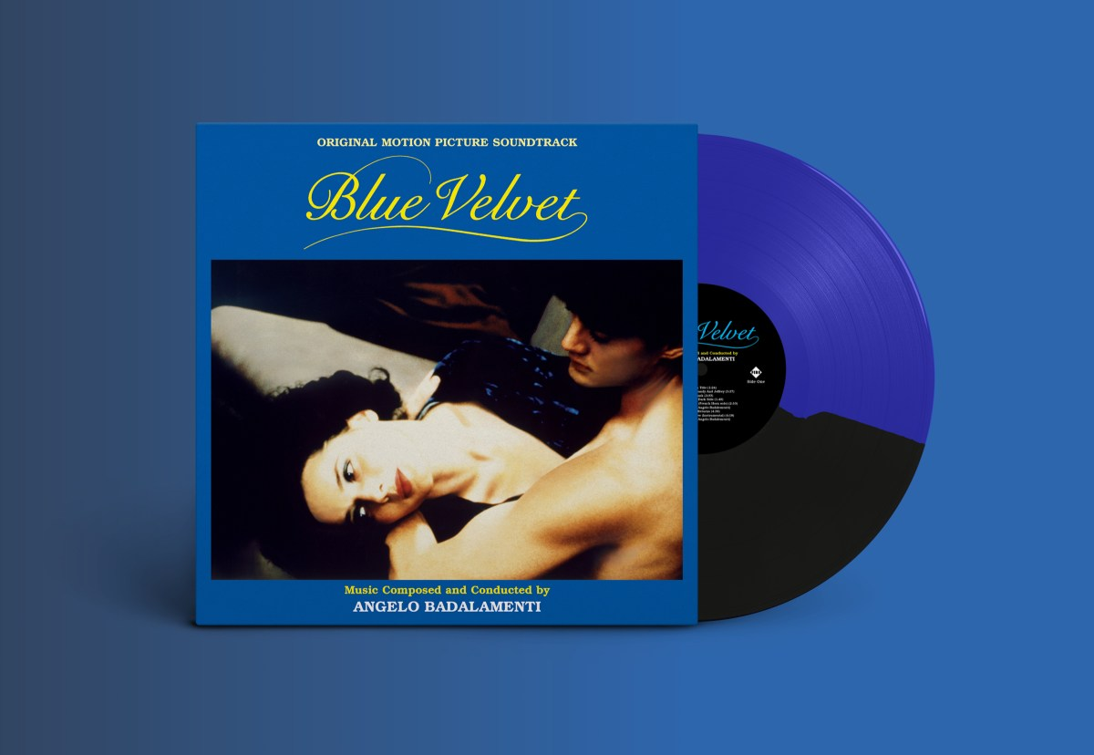 Blue Velvet Original Motion Picture Soundtrack Fire