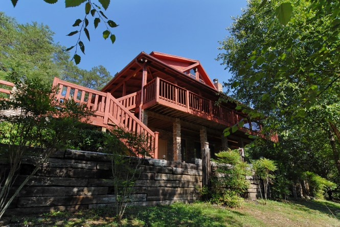 Bluff Mountain 310 Pigeon Forge Two Bedroom Cabin Plus A Bonus Room With Pool Table Hot Tub