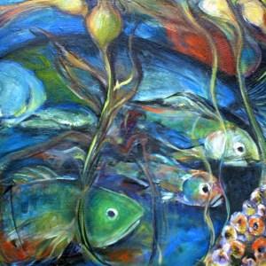 Fish In The Kelp