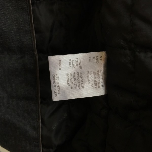 Andrew Marc Brown bomber jacket Mens size medium