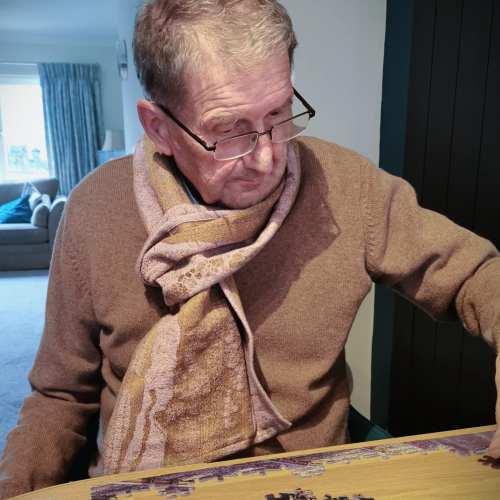 calluna moorland scarf