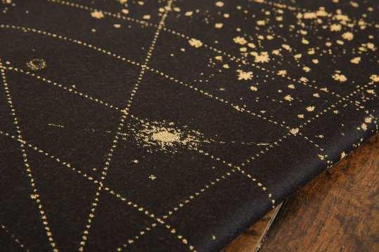 Gold Obsidian Starmap