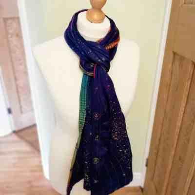 bifrost starmap scarf