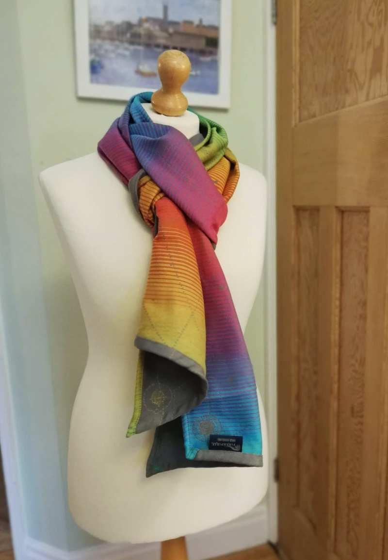 biforst mercury starmap scarf