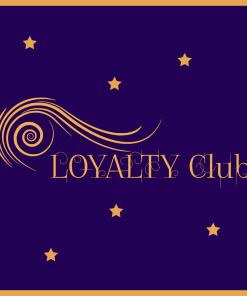 Loyalty Club Members Area