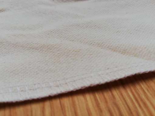 ecru cloth elements weave