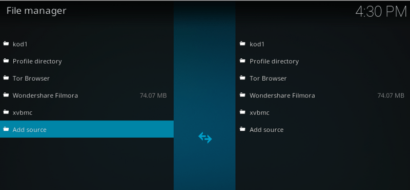 add repo source kodi