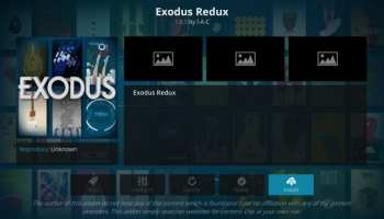 how to put exodus on pc