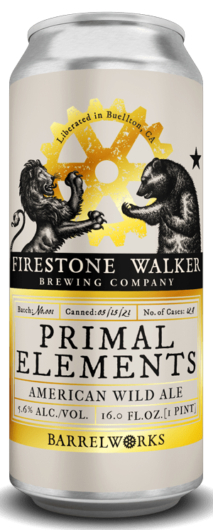 Primal Elements - 4-pack 16oz cans
