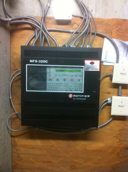 T Alarm System