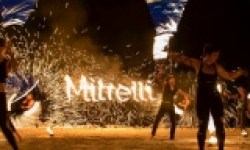 FireTribe Fire Sculpture - Dapper Events at The Grand - Mitrelli