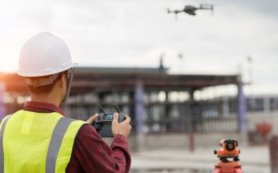 Drones Used Inside Buildings To Gather Intel