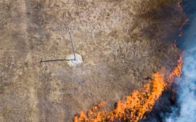 New Fire Retardant Has Potential to Stop Wildfires