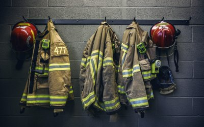 Treated Firefighter Turn Out Gear Poses Health Risk
