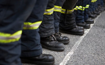 Under-Occupied Firefighters Considered for New Public Safety Service in Wales