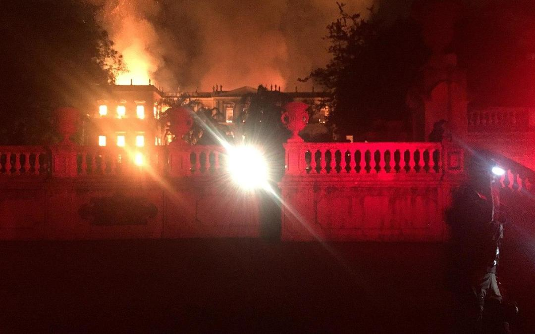 Are Canadian museums vulnerable to fire?