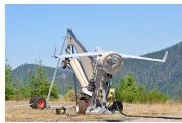 Drone Helps Fight Washington State Wildfires