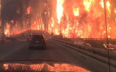 Alberta rolls out plan for 2017 wildfire season