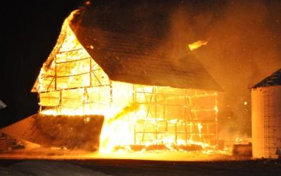 Barn fires prompt fire officials to call for changes