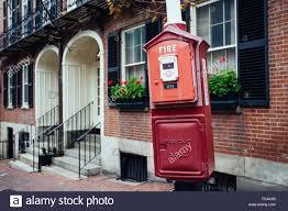 Boston's vintage fire boxes still work