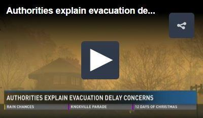 Evacuation notices for Gatlinburg never sent to mobile devices