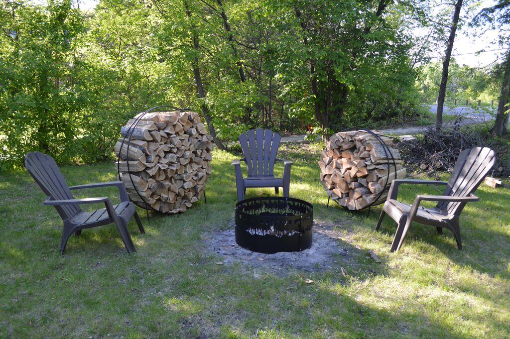 firewood manitoba