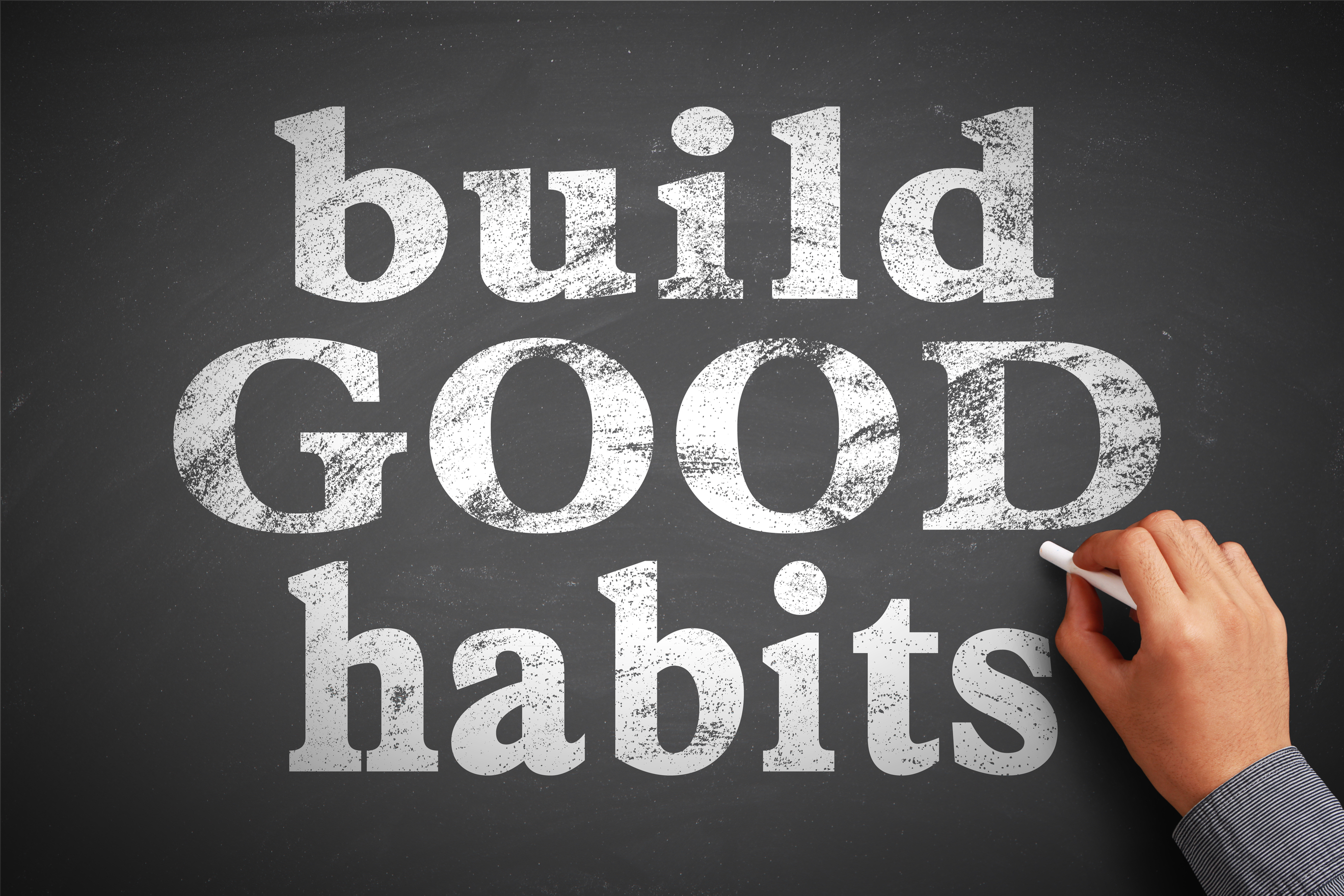 Creating Good Habits In Your Children Fire Your Stress