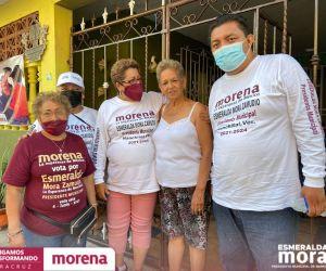 Mamás nanchitecas dispondrán de medicinas especializada: E. Mora