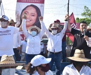 La mejor alianza de Morena es y seguirá siendo con el pueblo: Sergio Guzmán
