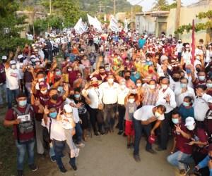 """""""No vamos a aflojar el paso, incrementaremos la obra pública"""": A. Cruz"""