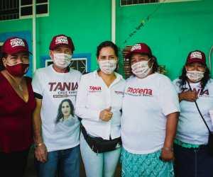 Reconoce Tania Cruz a nuestras madres por su entrega, amor y enseñanzas