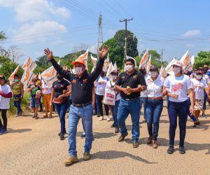 Mujeres y ancianos tendrán prioridad en mi gobierno: Jesús Morales
