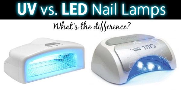 Lampi cu UV sau LED pentru o manichiura perfecta pe Afrodita's